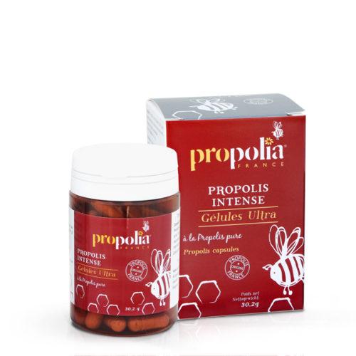 Kapsułki z oczyszczonym propolisem Propolia